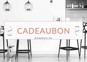 Geef een cadeaubon van Barkruk.nl!